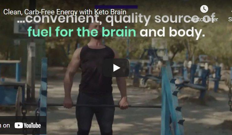 Clean, Carb-Free Energy with Keto Brain - BIPRI