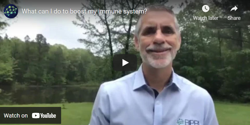 What can I do to boost my immune system